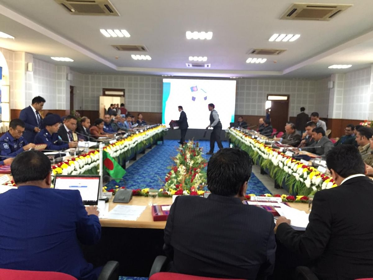 Some issues like prevention of drug trafficking is likely to be discussed in the meeting