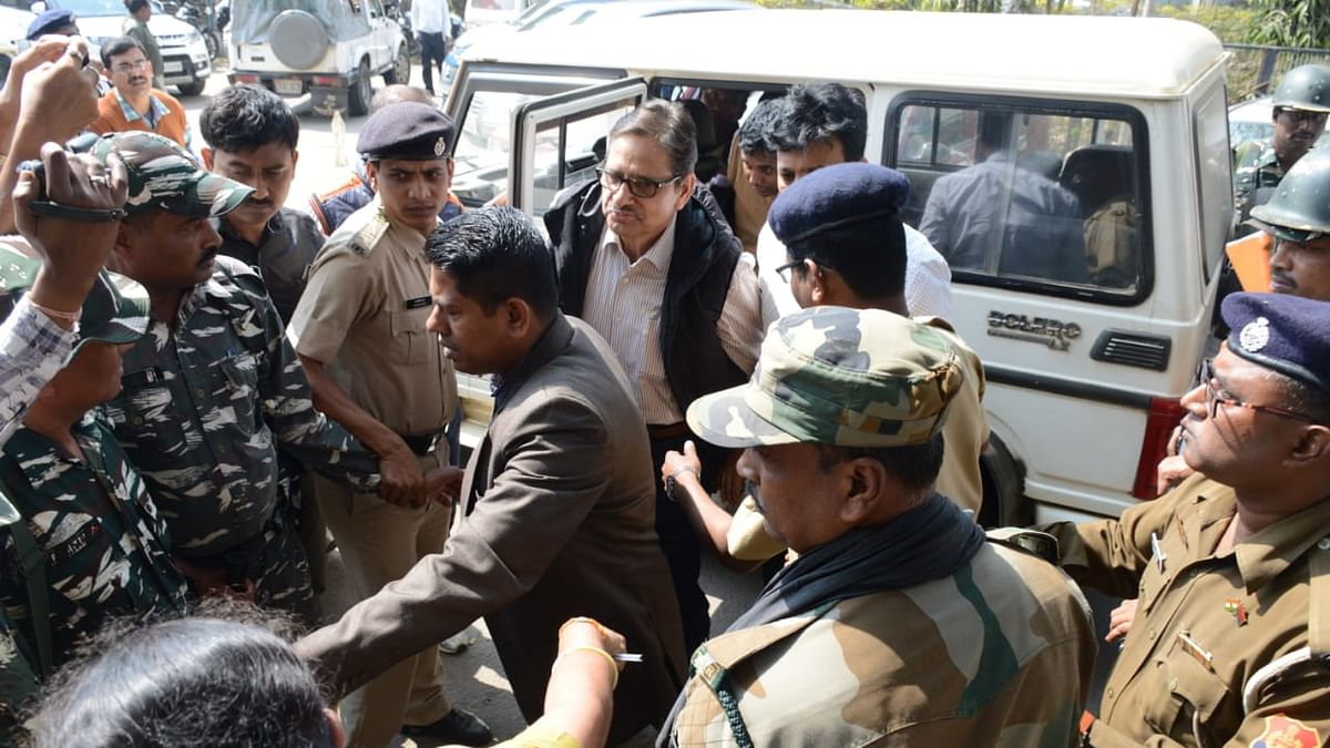 Tripura PWD scam: Ex-chief secy sent to 4-day police remand