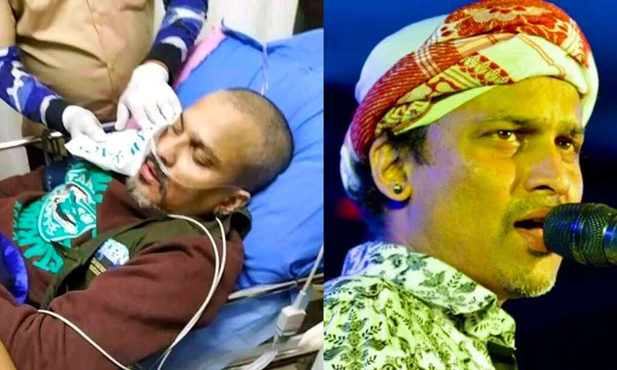 Singer Zubeen Garg recovering in hospital, watching football on TV