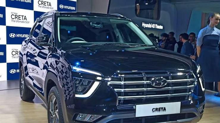 Auto Expo 2020: Hyundai Motors unveil new compact SUV Creta