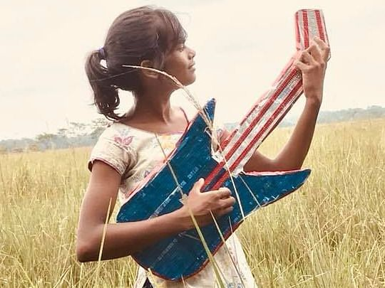 'Dhunu' from 'Village Rockstars' film now in Assam school syllabus