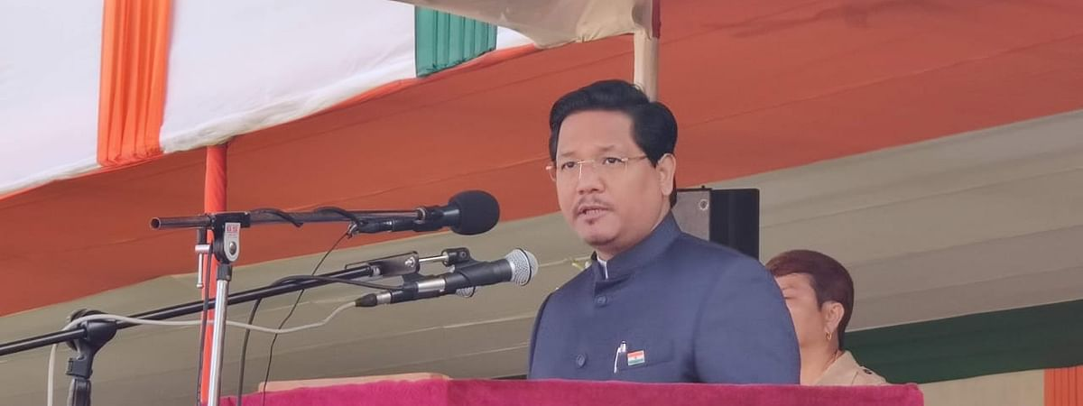 Allies of the MDA coalition had demanded the removal of James Sangma as home minister after failing to control alleged illegal coal transportation in Meghalaya
