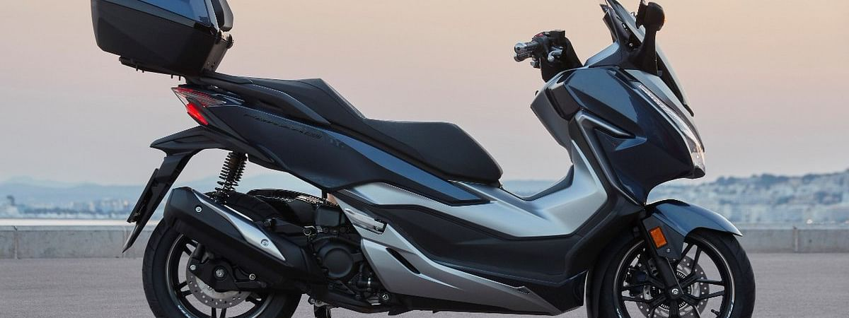 Honda has already sold four Forza 300 scooters in India