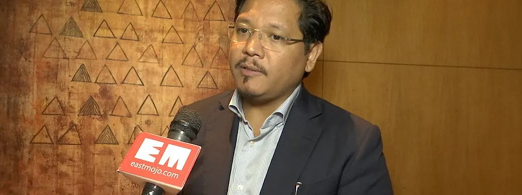 Meghalaya CM Conrad K Sangma and team to leave for Delhi
