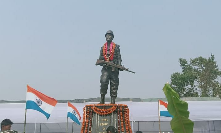 Martyr Maneswar Basumatary remembered on 1st death anniversary