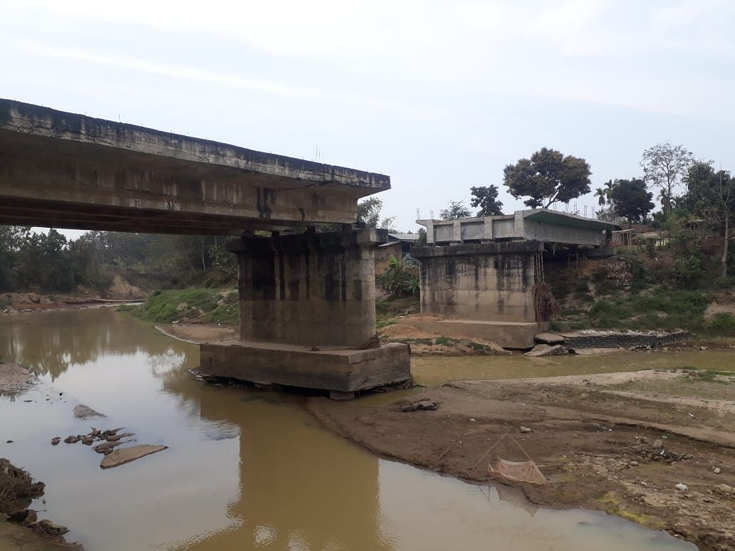 57 Naga villages suffer as govt fails to build bridge in 15 yrs