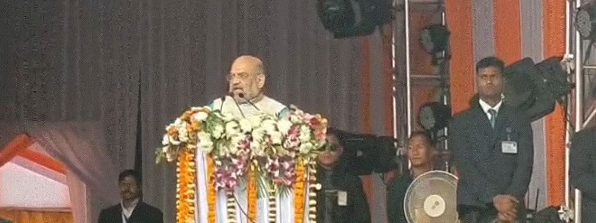 Union home minister Amit Shah had given the same assurance during his visit to Guwahati in September last year where he took part in a meeting of NEDA