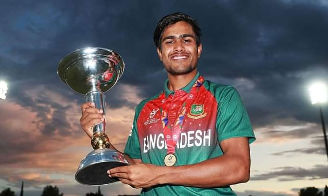 Sister's loss during WC spurred Bangla captain to win U-19 title