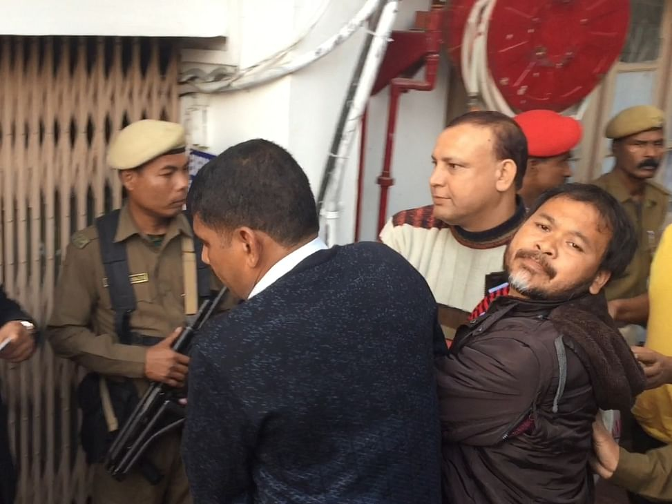 Jailed KMSS leader Akhil Gogoi to sit on hunger strike from Mar 1