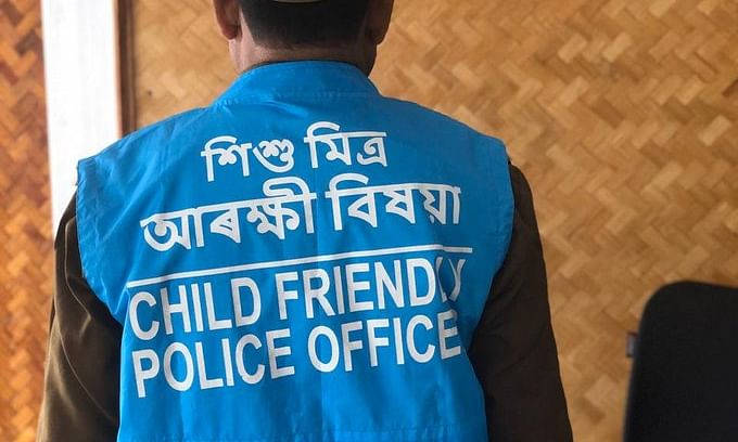 No kidding: How police stations in Assam are going child-friendly