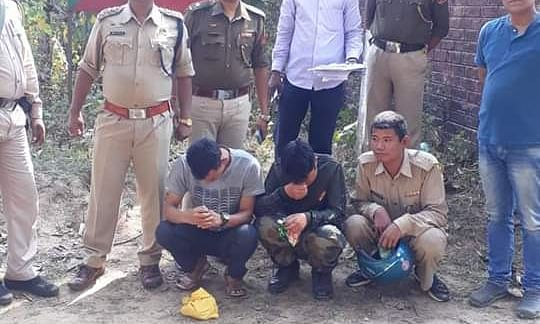 3 policemen, including Tripura minister's guard, held with drugs