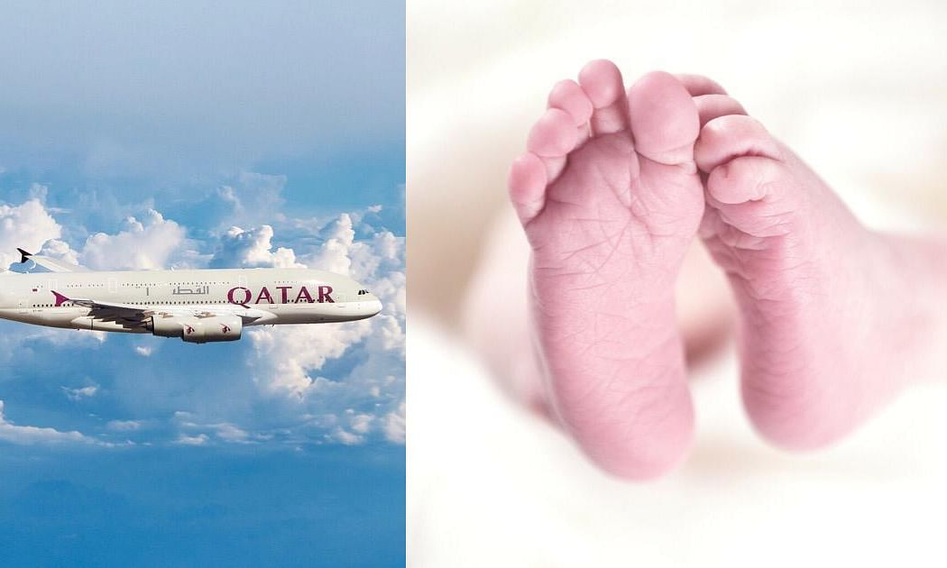 Woman delivers baby mid-air forcing emergency landing in Kolkata