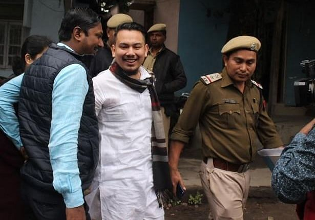 NSUI state president Zubair Anam arrested by Assam police on January 31