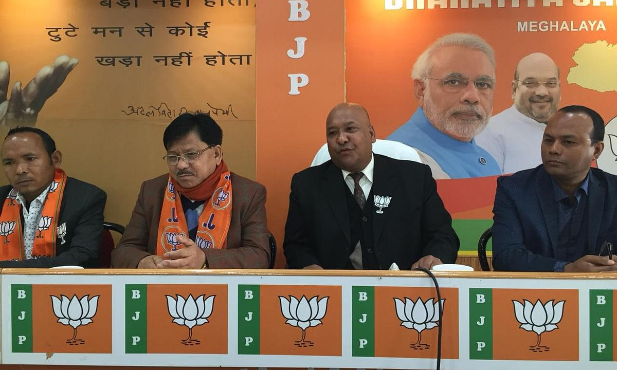 ILP delayed due to in-depth study by govt: Meghalaya BJP president