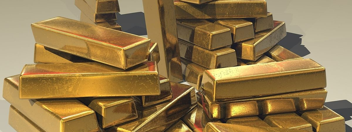 The gold ores are estimated to be worth around Rs 12 lakh crore