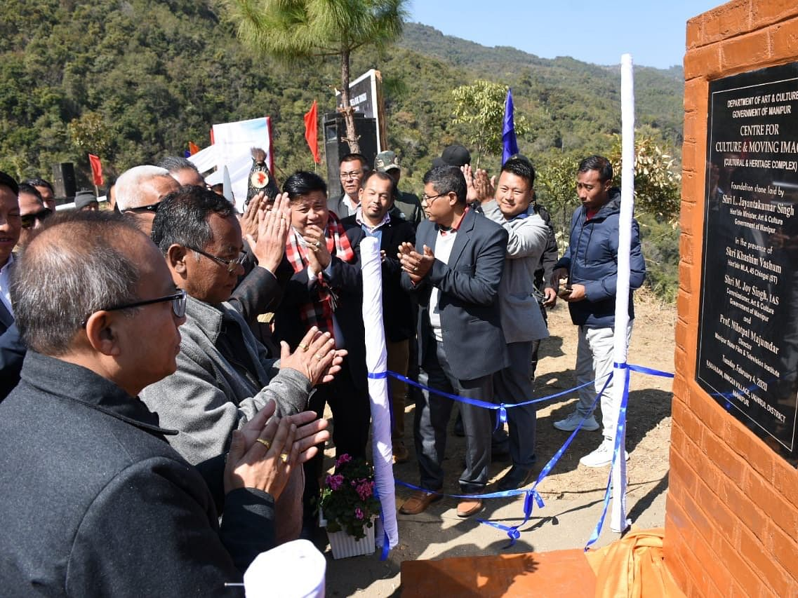Manipur's 1st 'film city' in Ukhrul to be fully functional by 2022