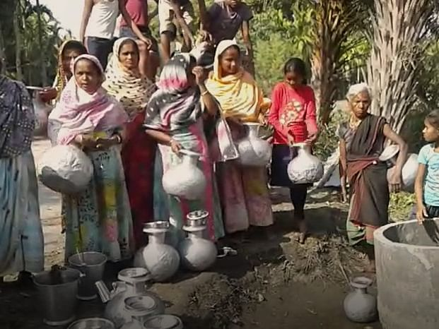 Assam village victim of acute drinking water problem for decades