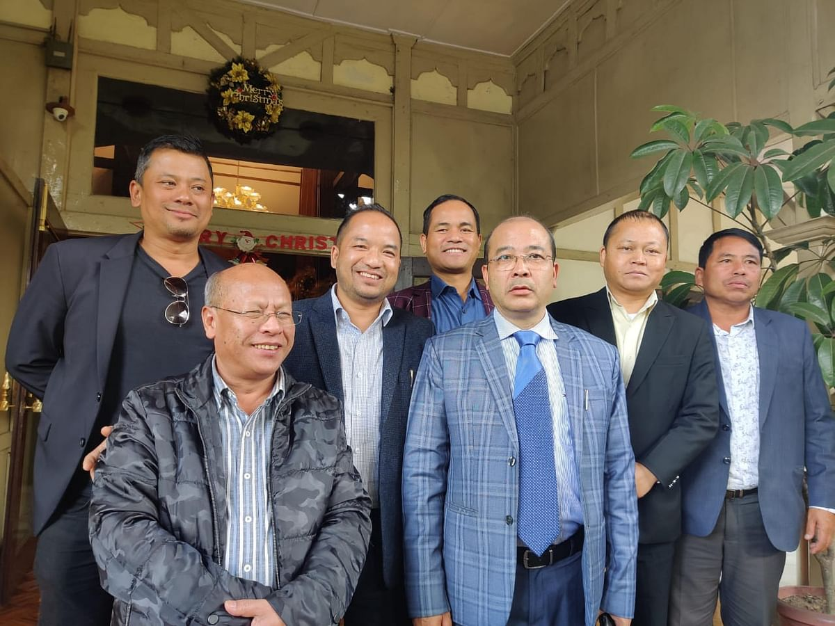 Meghalaya MDA govt sets up sub-committee to decide on RS candidate