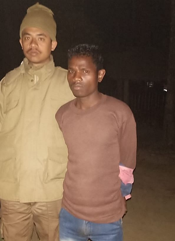 The accused duo, identified as Lienhming Thang Hmar and Sona Viphe