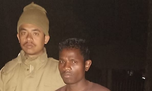 Assam Police nabs rhino poacher from Nagaon, arms recovered