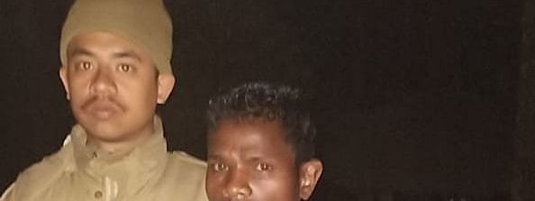 The accused identified as Pradip Mura is a resident of Harmoti village under Jakhalabandha PS