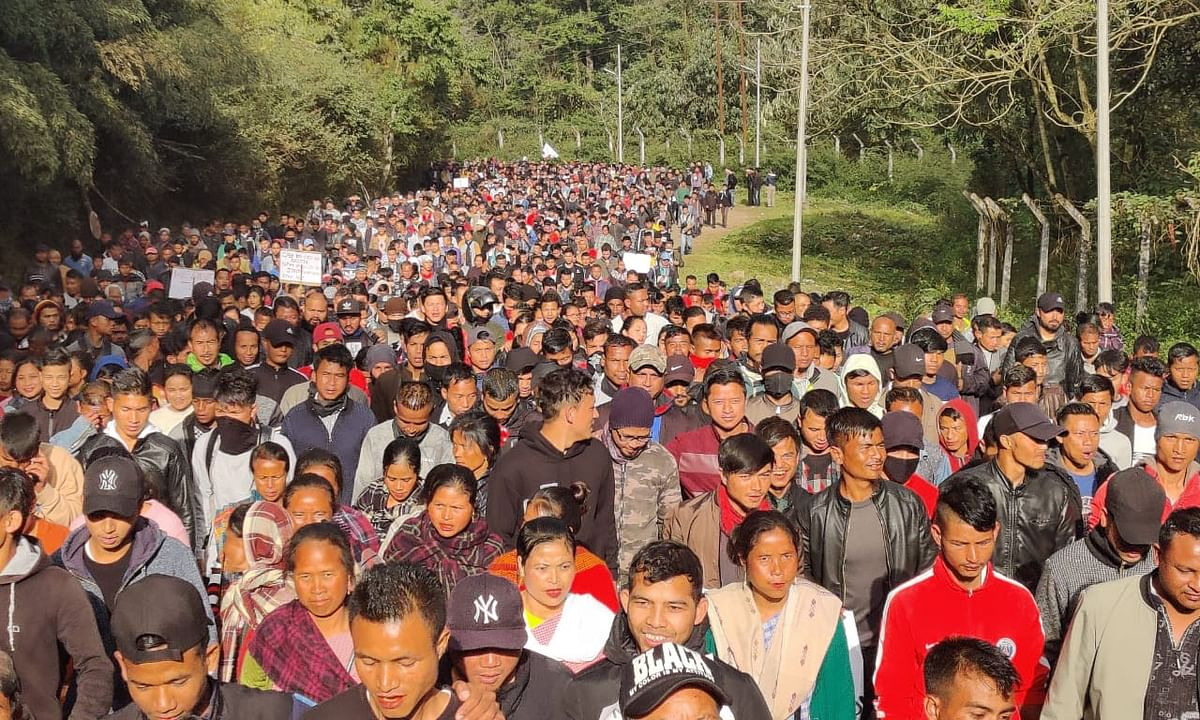 CoMSO to launch mass public movement in Meghalaya over ILP demand