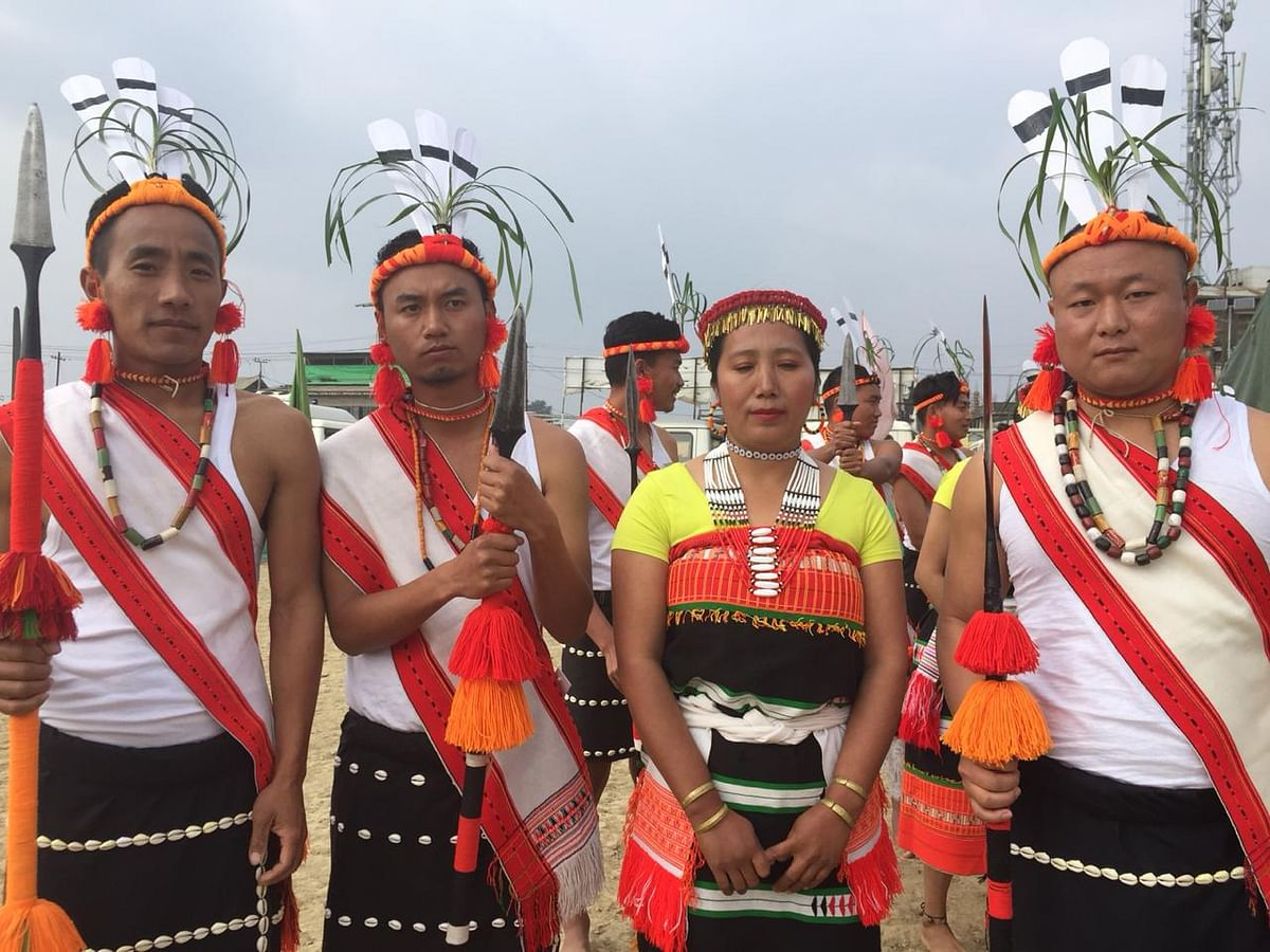 Lui-Ngai-Ni, the seed-sowing festival celebrated by the Naga tribes of Manipur, heralds the season of seed sowing and marks the start of the year for the Nagas