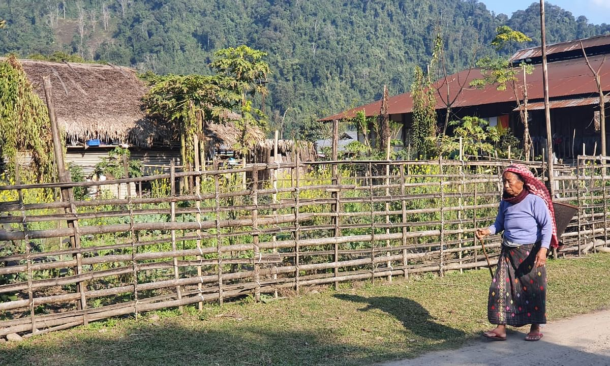 Picture-perfect Kabu: Welcome to Arunachal's cleanest village