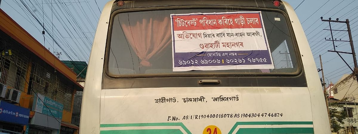 Driving licence and permit of the bus on which the officials travelled were cancelled
