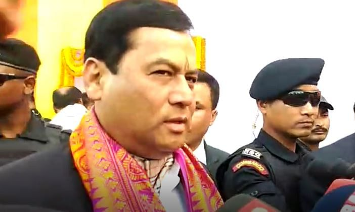 Assam CM Sonowal appeals ULFA(I) to join peace talks with govt