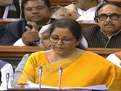 Sitharaman's Budget 2020 speech record, speaks for 2 hrs 43 mins