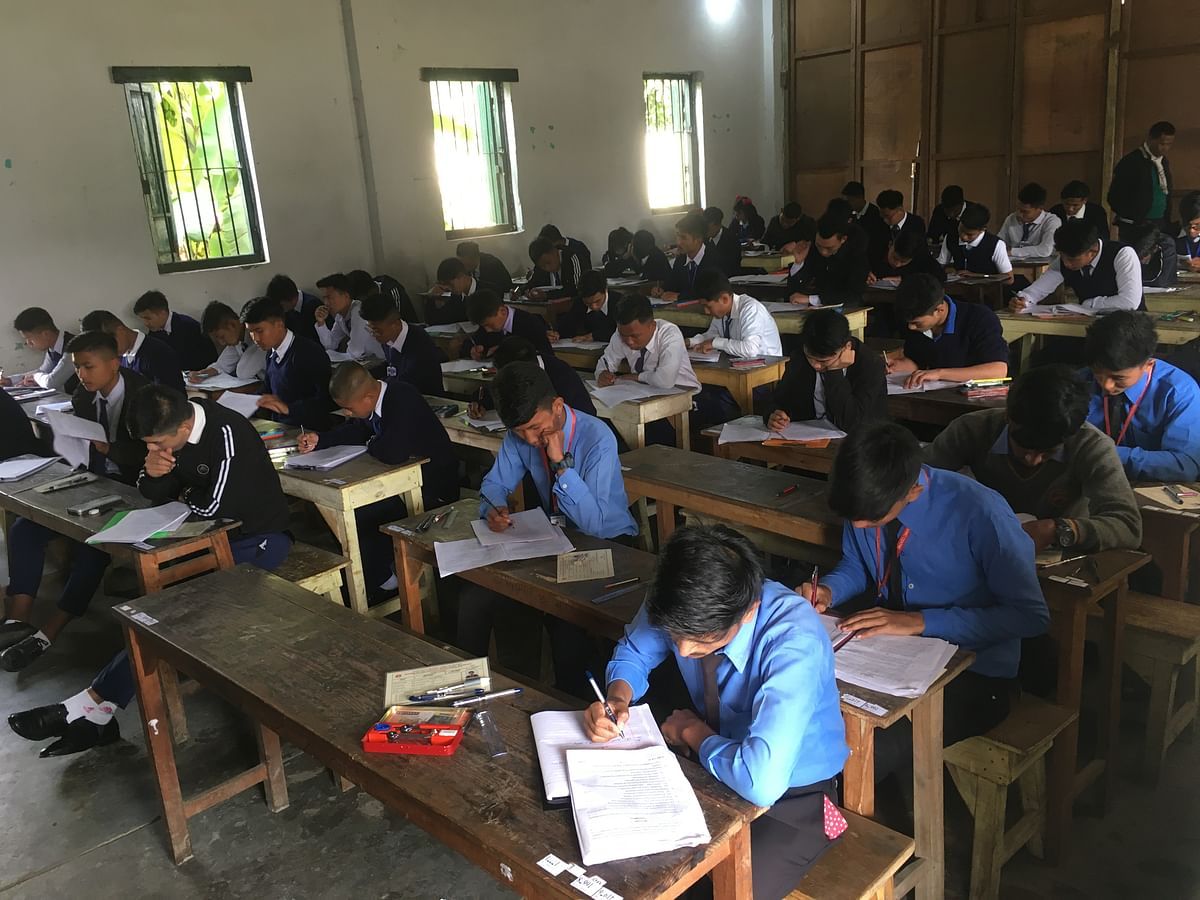 This year 2,49,399 candidates will sit for the examination