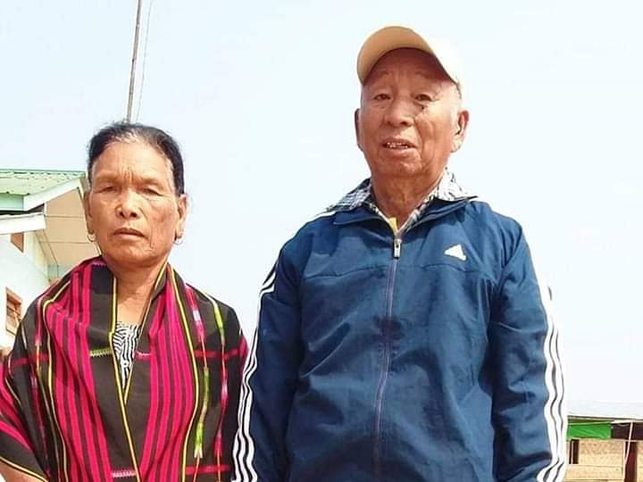 Late NSCN-K leader SS Khaplang's wife Chimori passes away at 72