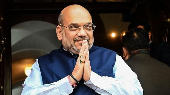 Amit Shah to reach Guwahati tonight as part of 2-day tour to Assam, Manipur