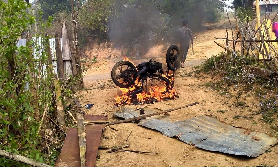 Manipur: Kamjong tense after violent clashes, Sec 144 imposed