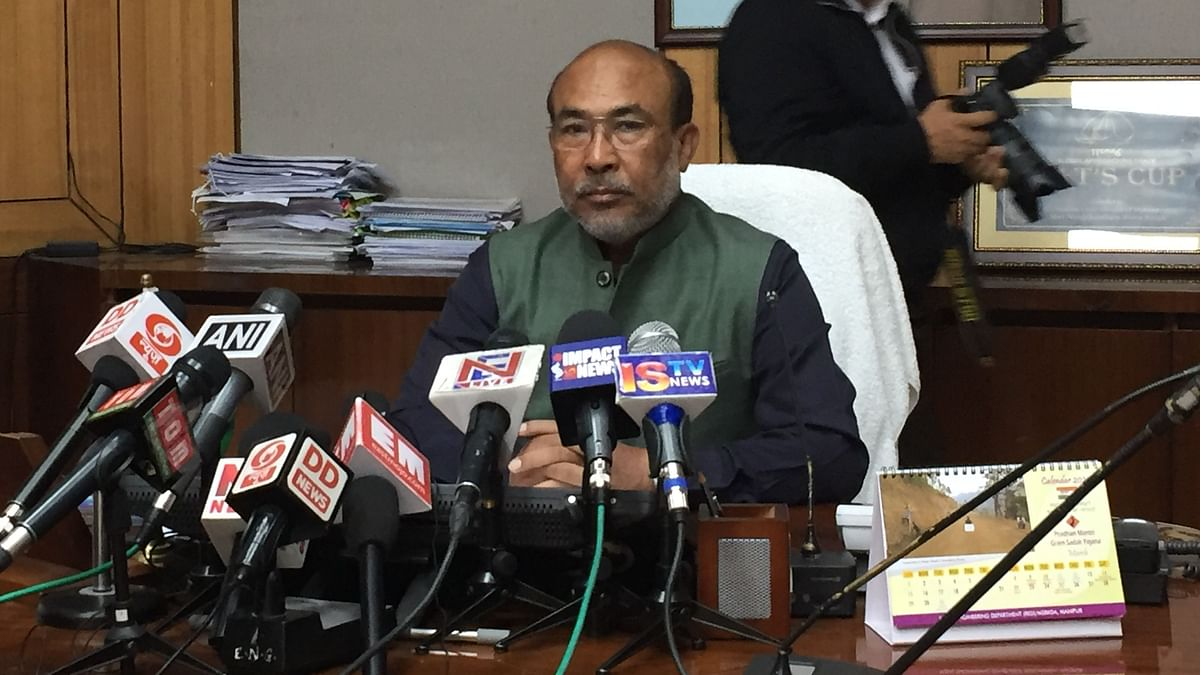 COVID-19: Manipur offers financial aid to over 35K stranded people
