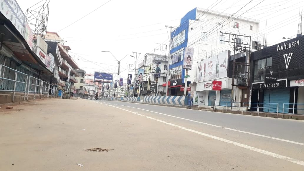 Section 144 CrPC imposed across Dimapur district of Nagaland from 6 am of April 1 to April 3 midnight