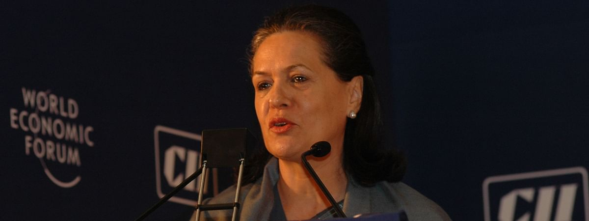 Congress president and CPP chairperson  Sonia Gandhi
