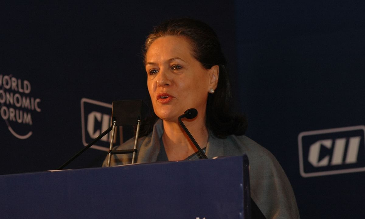 Congress to pay rail fare for migrant workers, says Sonia Gandhi
