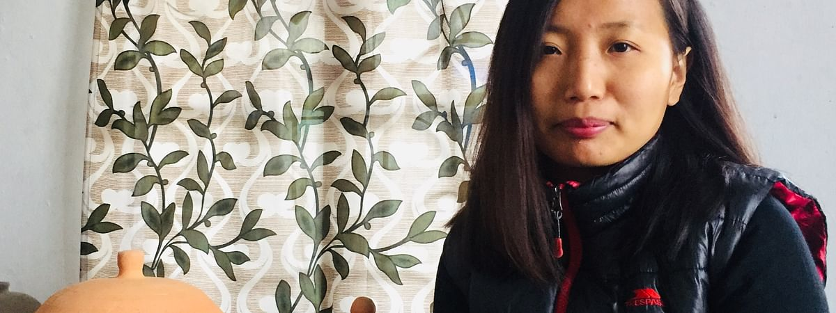 Vizonuo Soliezuo, 27, is based in Kohima, Nagaland