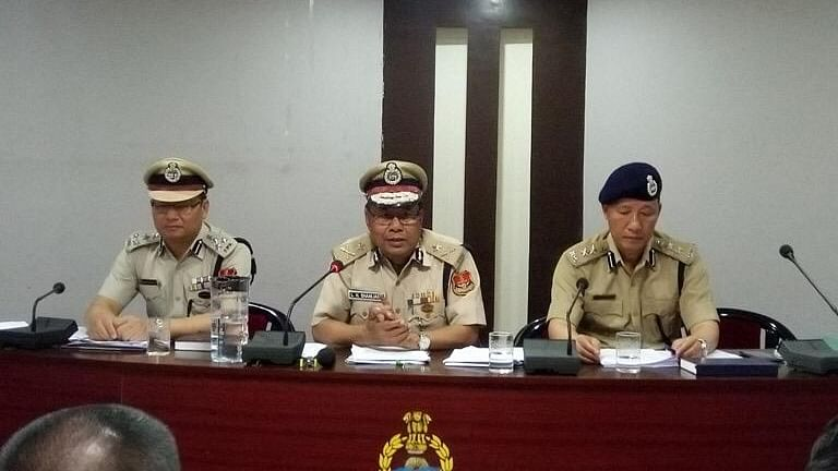 COVID-19: 15 held over fake news in Mizoram, 42 entry points shut