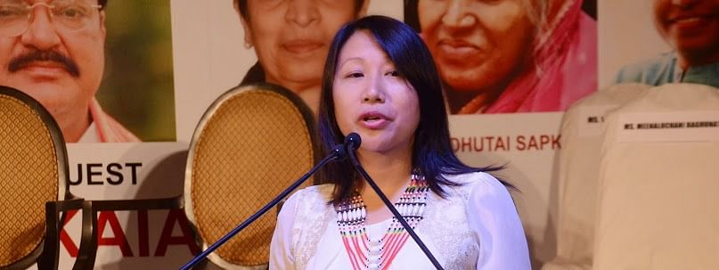 New Delhi-based advocate Alana Golmei was called 'Coronavirus' on NCERT campus recently