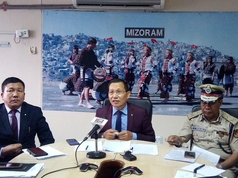 COVID-19: Commodity supply won't be disrupted: Mizoram chief secy