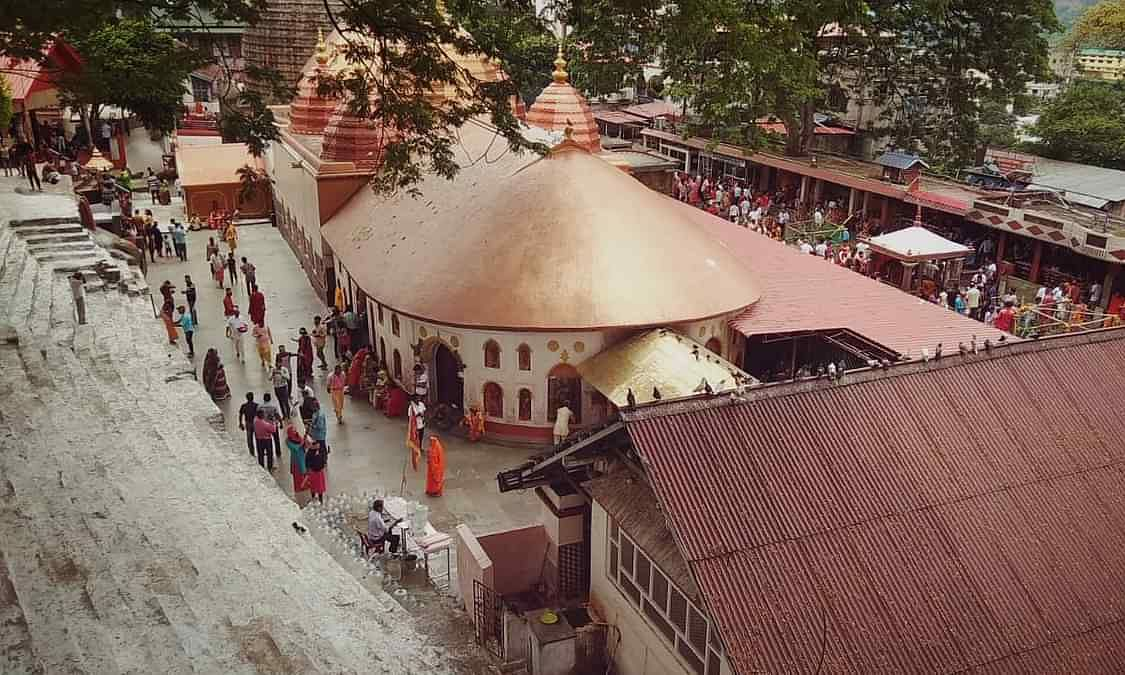 Kamakhya temple closed for public from March 20 till further notice