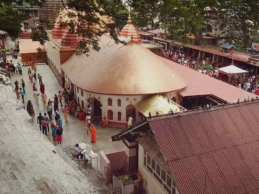 COVID-19: Assam's Kamakhya temple to be shut from tomorrow