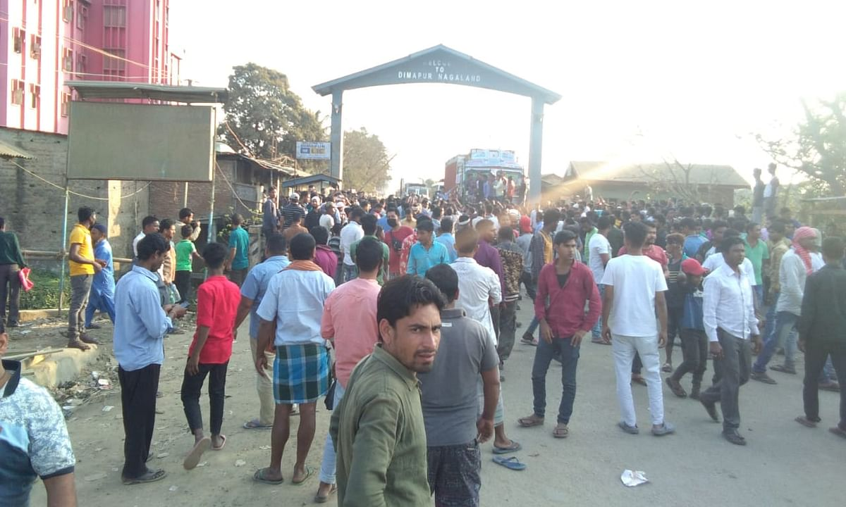 FACT CHECK | Fresh clashes in Dimapur over ILP not true: Sources