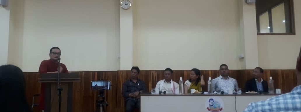 "The respondents during the conversation on ""Should NLTP Act continue in Nagaland?"" on Saturday at Dimapur"