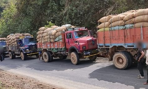 Brown sugar, betel nuts worth over Rs 5 crore seized in Manipur
