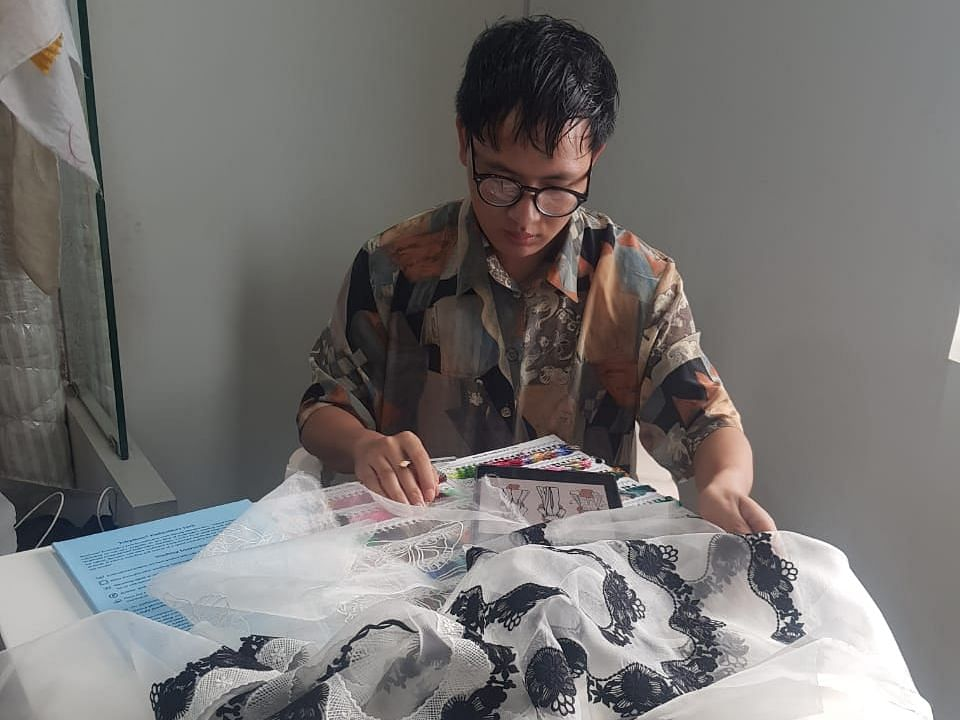 Amid gloom, Manipur designer's success story will lift spirits
