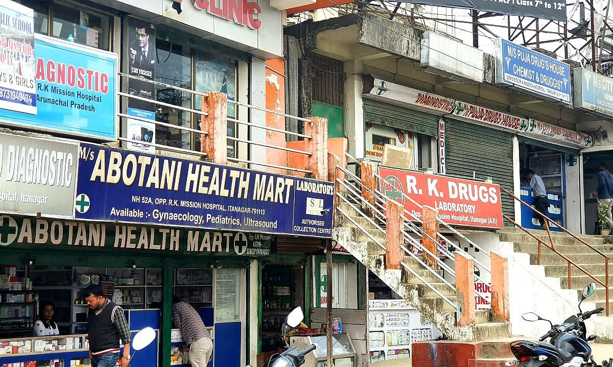 COVID-19: Hand sanitisers, masks out of stock in Arunachal capital